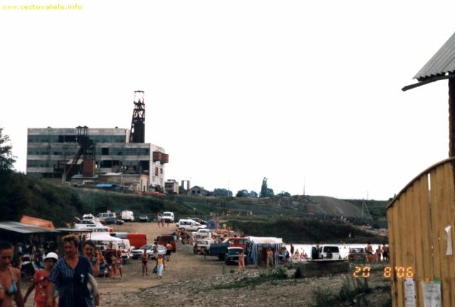 Solné doly v Solotvíně