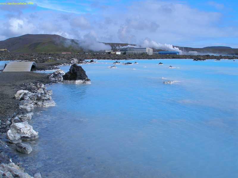 Modra laguna