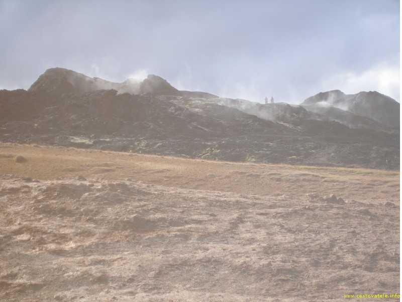 Krater Krafla