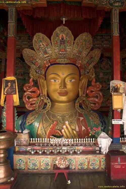 Buddha Tikse