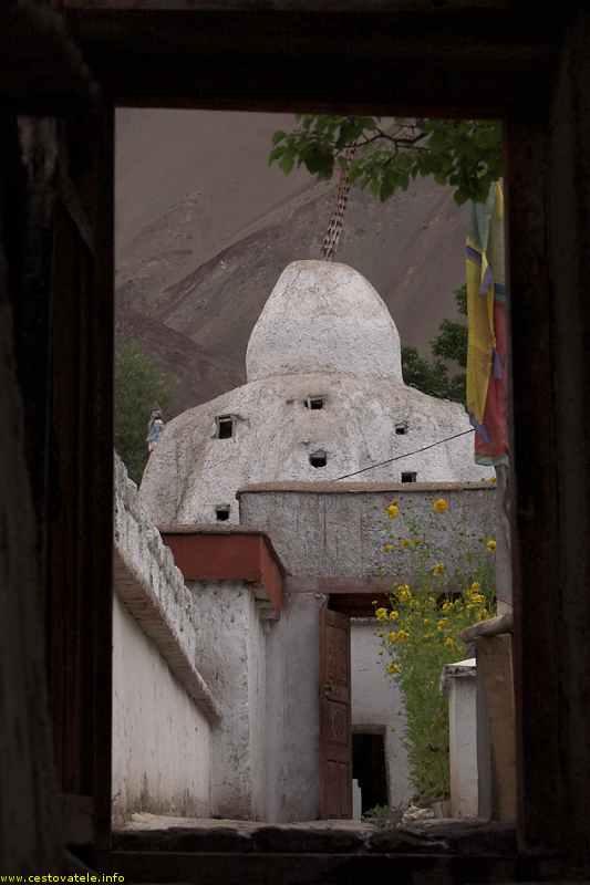 klášter v Alchi