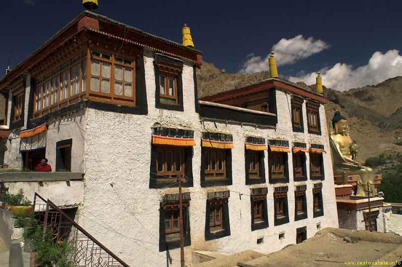 klášter Likir
