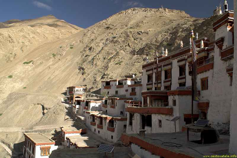 klášter Ridzong