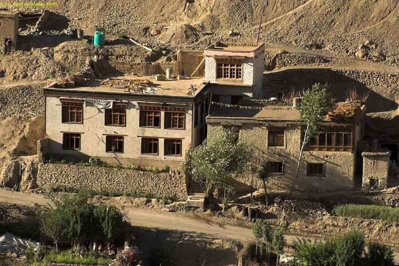 Naše ubytování v Lamayru