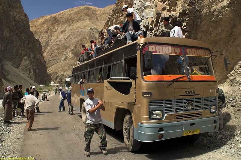 autobus do Alchi