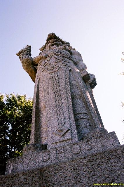 Radegast - bůh pohoří Beskydy