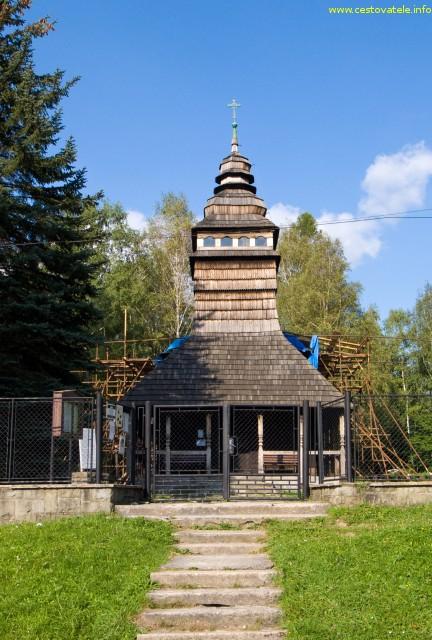 Kunčice kaple - Beskydy