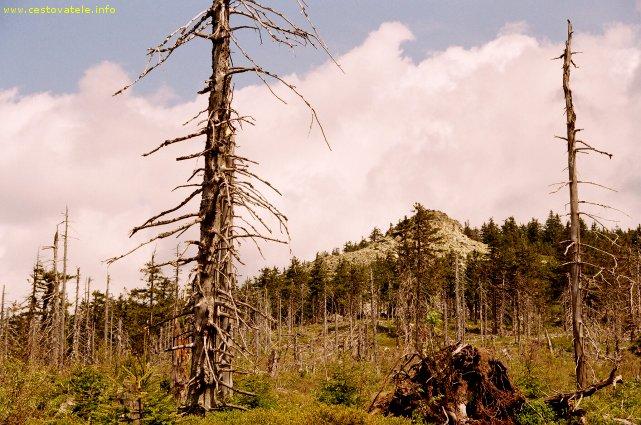 Ztracené kameny - pohoří Jeseníky
