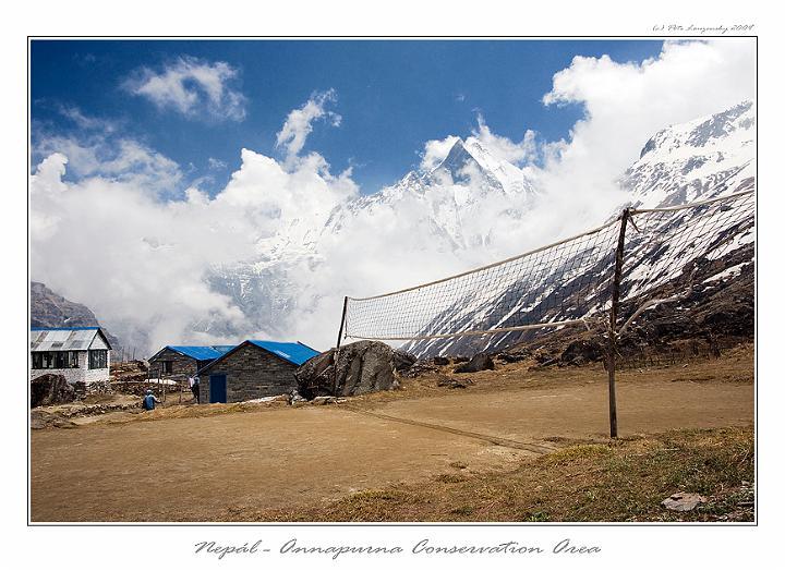 Anapurna Base Camp