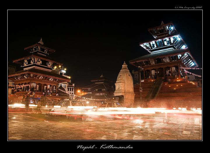 Kathmandu - Nepál