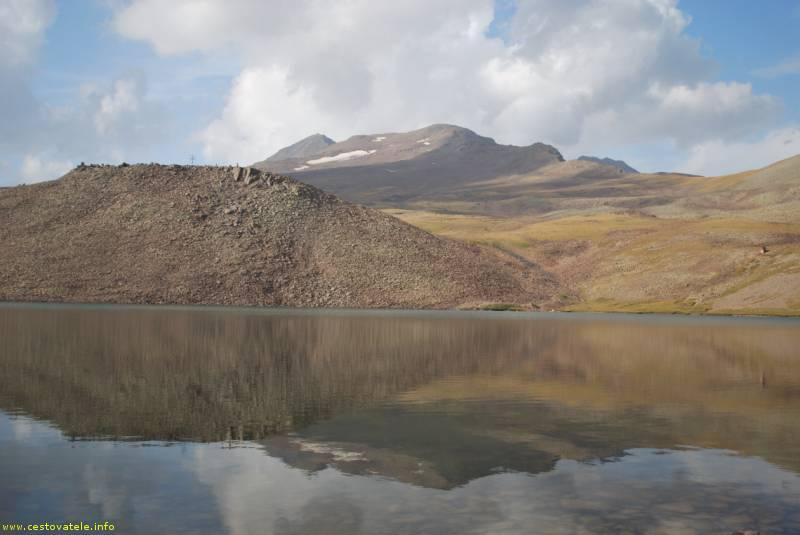 Jezero Kari Lic