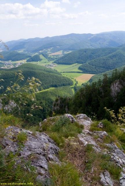 Poľudnica - Muránská planina