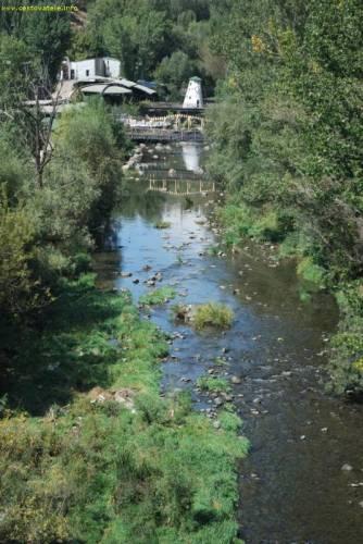 Řeka Hrazdan