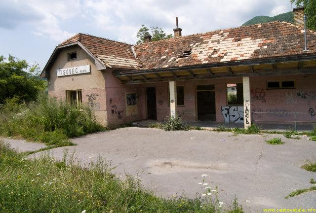 Tisovec - mesto