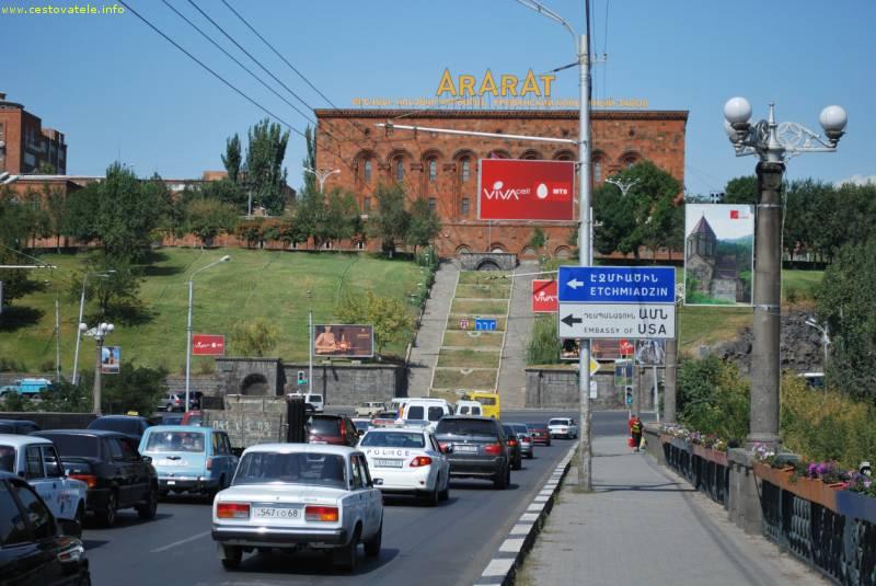 Koňakárna Ararat