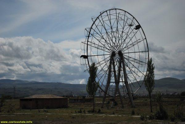 Sevan - ruské kolo