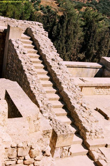 Palác Knóssos - Kréta, Řecko