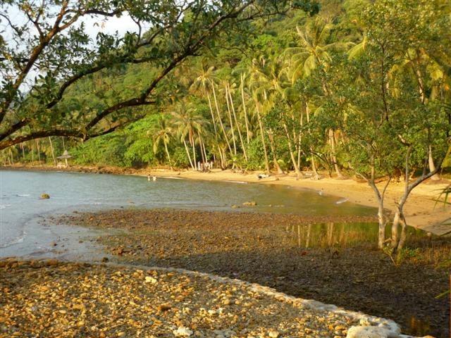 Ko Chang - pláž