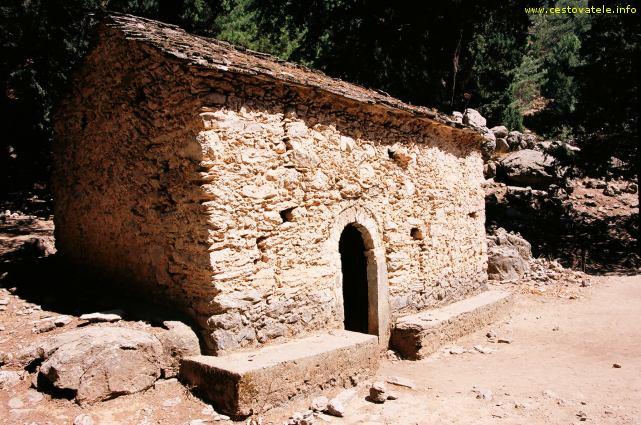 Samaria, Agios Nikolaos
