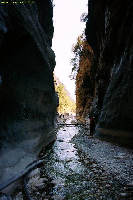 Sidheropórtes (Železná vrata) - Kréta