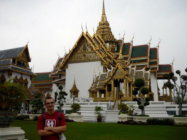 Bangkok - palác