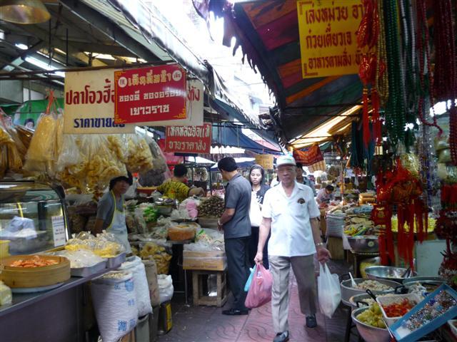 Trh v Bangkoku