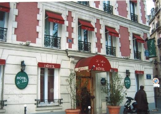 Hotel Villiers - Paříž