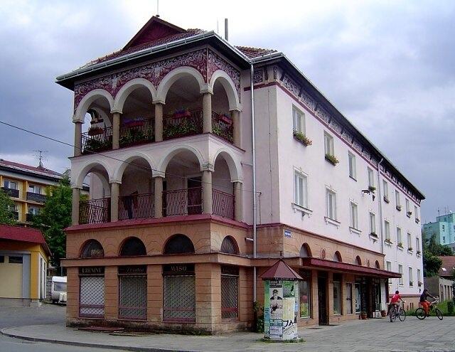 Rožnovská Sorela – málokde se vidí tak osvícený přístup ke světově uznávanému stylu.