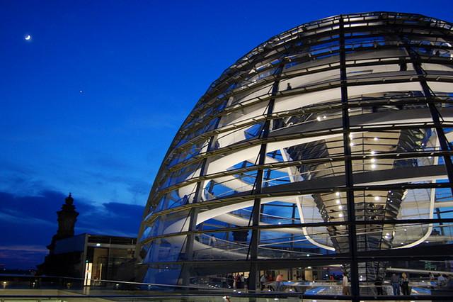 Reichstag - Berlín