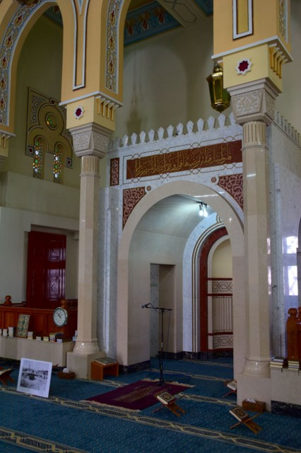Mešita Jumeirah - Dubaj