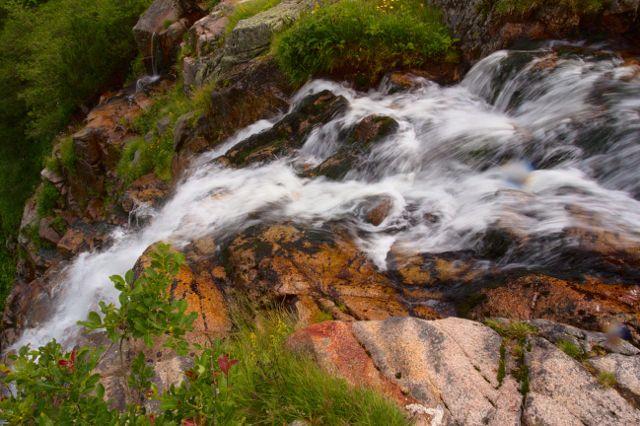 Labský vodopád - Krkonoše