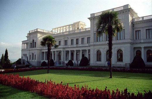 Livadijský palác