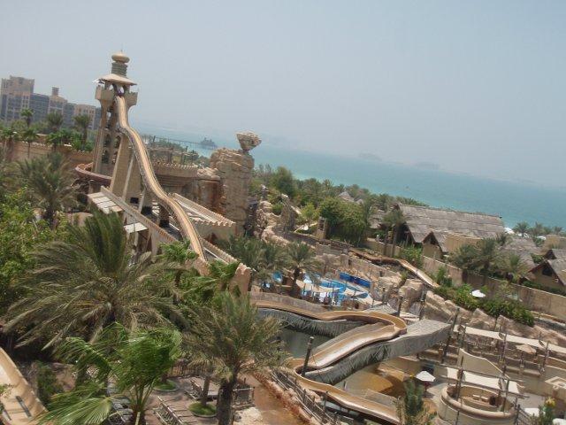Wild Wadi Water Park - Dubaj