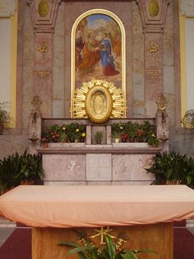 Hlavní kaple