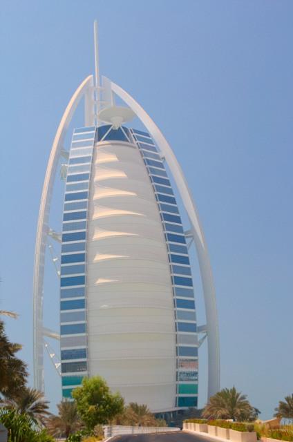 Burj Al Arab - Dubaj