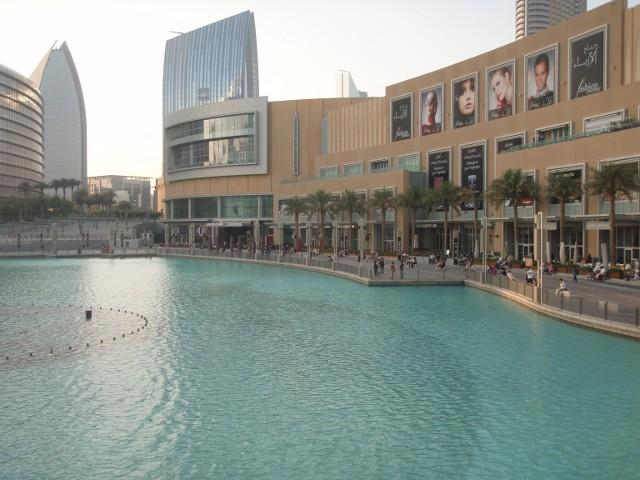 Dubaj Mall (Dubai Mall) - Dubaj