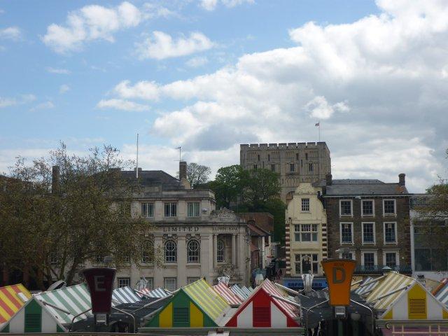 Městské tržiště - Norwich