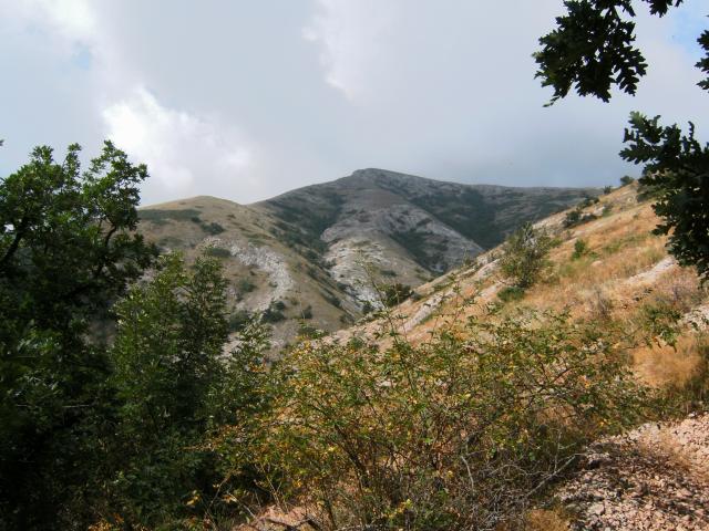 Vrcholy Čatyr-Dagu