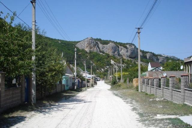 Vesnice Chodža-Sala