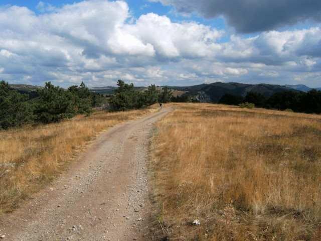 Hřebenová cesta na Demerdži