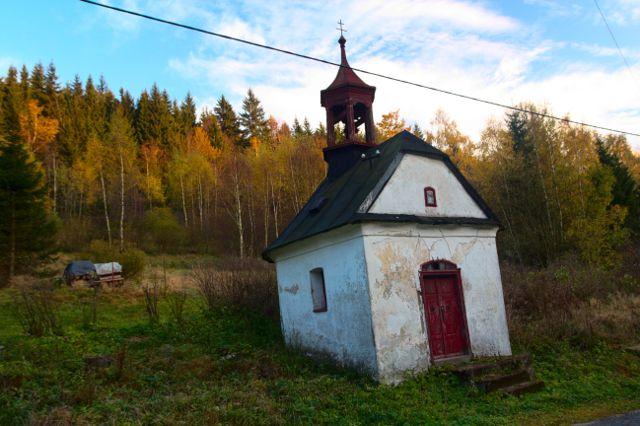 Kaple - Deštné v Orlických horách