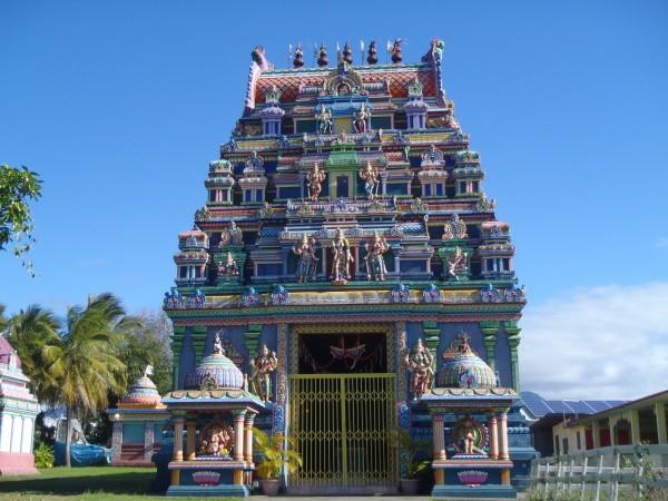 Hinduistický chrám Temple