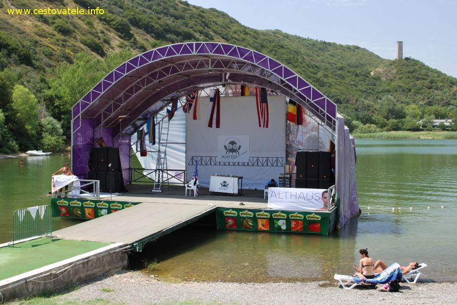 Jezero Kus Tba