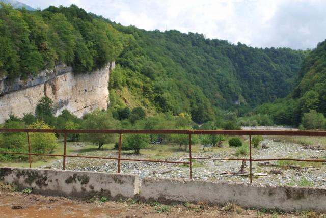 Most přes řeku Amtkel