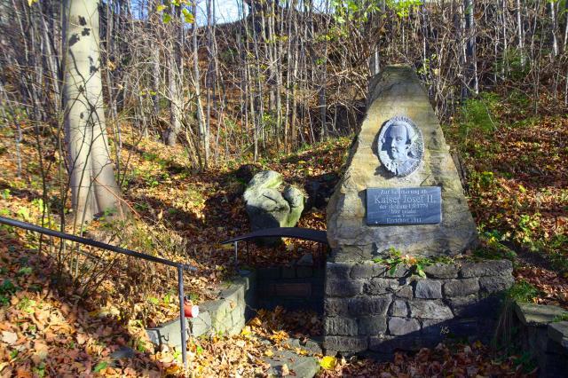 Pramen císaře Josefa II, Horní Lipová - Jeseíky