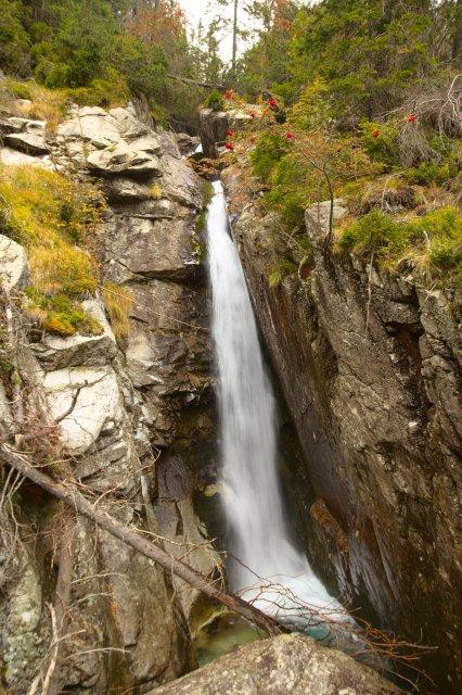 Obrovský vodopád, Vysoké Tatry