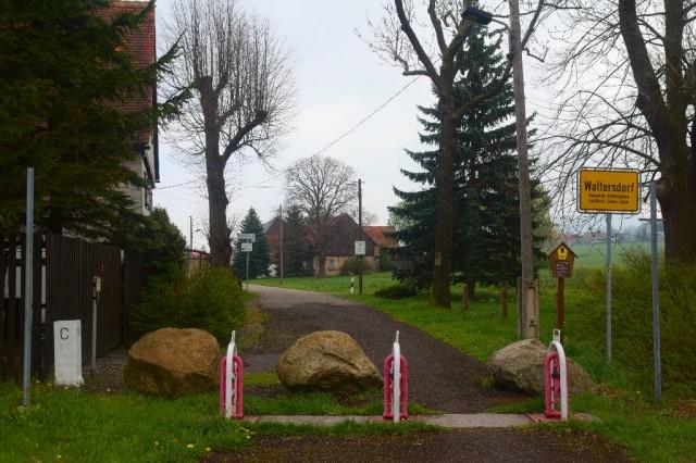 Hraniční přechod Dolní Podluží - Waltersdorf.
