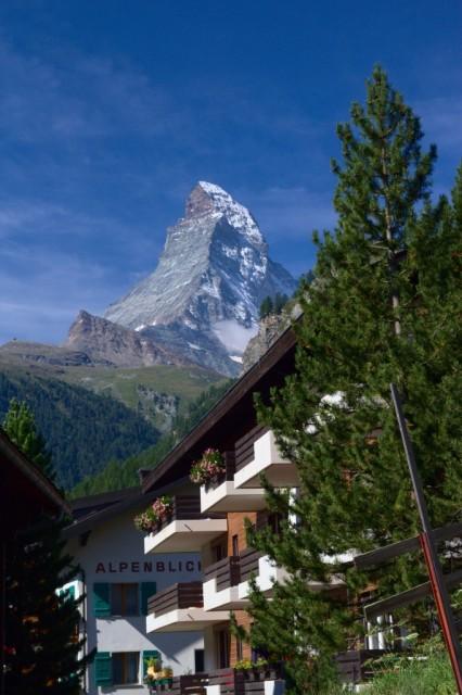 Matterhorn z Zermattu - Švýcarsko