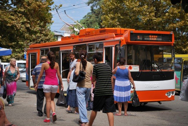 Suchumský autobus