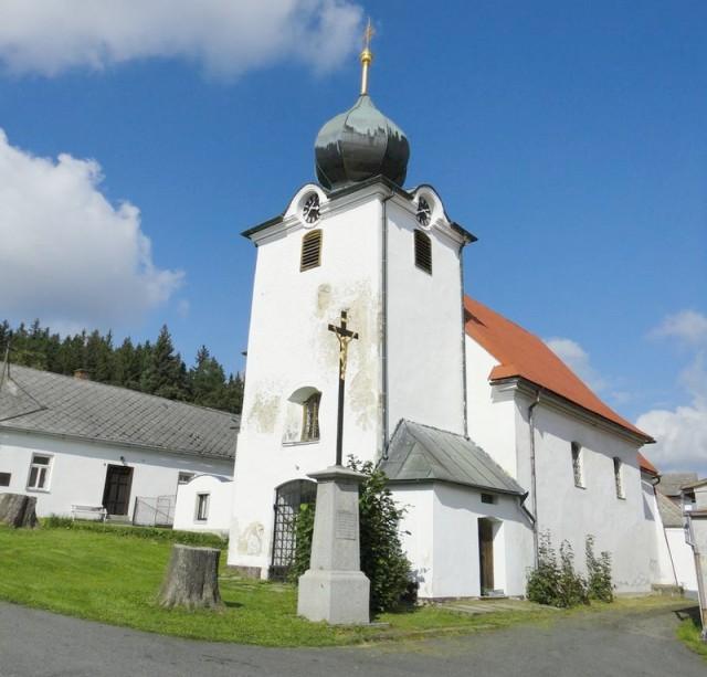 Kostel Hory Matky Boži